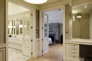 Door joinery project completed by Wood Solutions