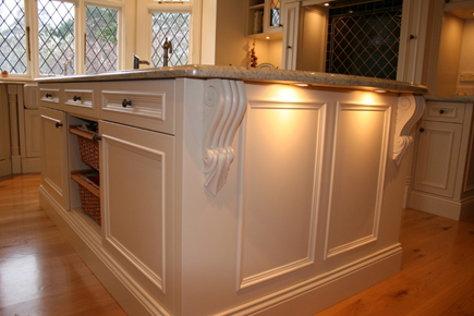 Mouldings joinery project completed by Wood Solutions