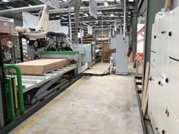 Biesse flatbed CNC router