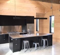 New Kitchens - High-End Kitchen Joinery